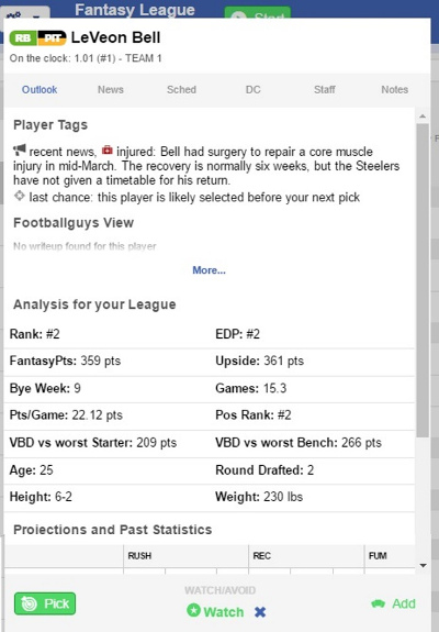 DD_Quick_Start_Guide_Mock_Drafting_Player_Pick_Interface_2_400.png